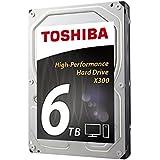"Toshiba X300 6 To Disques internes (8,9 cm (3,5""), SATA)"