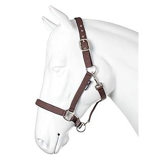Horka Nylon Halter Cord Headcollar Buckle Adjustable Headpiece Horse Lead Rope 7