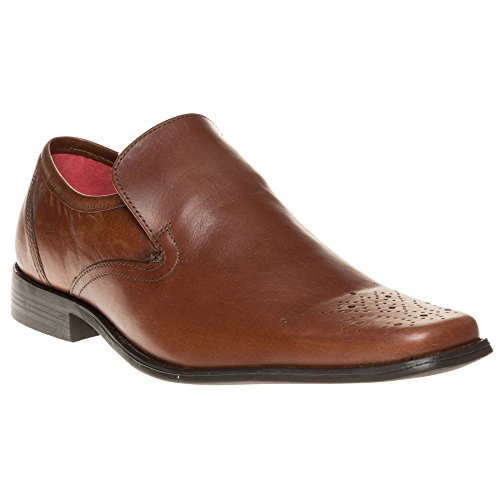 new arrivals 990e5 2bc25 Red Tape Ribble Homme Chaussures Fauve Fauve