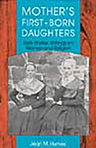 Mother's First-Born Daughters: Early Shaker Writings on Women and Religion (Religion in North America) (Lee Mädchen Jeans)