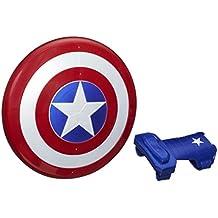 Hasbro Marvel Avengers Scudo e Guanto Magnetico di Capitan America, Unica, B9944EU6