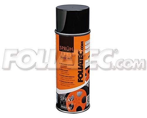 Foliatec 2043 pellicola spray, 2 x 400 ml, arancione opaco