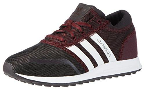adidas-los-angeles-zapatillas-para-hombre-color-marron-maroon-ftwwht-maroon-talla-42-2-3-eu