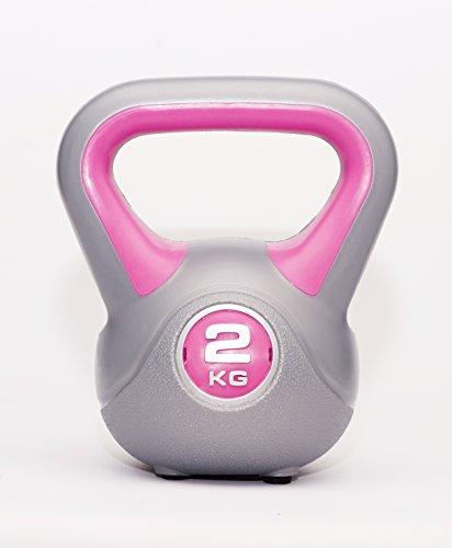 Vimas Sport - Kettlebell en vinyle (2 kg)