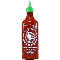Flying Goose Chilisauce, Sriracha scharf, 2er Pack (2 x 730 ml)