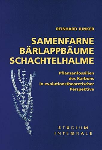 Samenfarne, Bärlappbäume, Schachtelhalme: Pflanzen und Fossilien des Karbons in evolutionstheoretischer Perspektive
