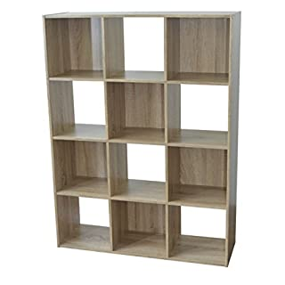 Alsapan Shelving Unit, Wood, brown, 92x 30x 123cm