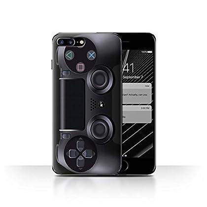 Coque de Stuff4 / Coque pour Apple iPhone 7 Plus / Playstation PS4 Design / Console (jeux vidéo) Collection