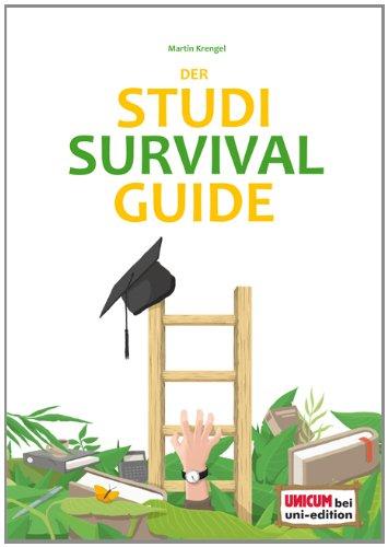 Buchseite und Rezensionen zu 'Der Studi-Survival-Guide: Erfolgreich und gelassen durchs Studium' von Martin Krengel