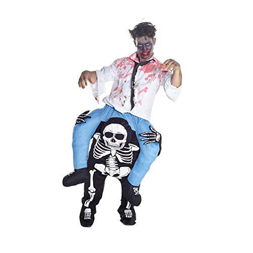 Tragen Witzig Kostüm Unisex - Skelett