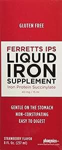 Ferretts IPS Liquid Iron Supplement