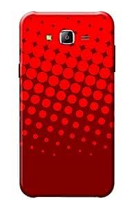Samsung J7 2016 Back Case Kanvas Cases Premium Quality Designer 3D Printed Lightweight Slim Matte Finish Hard Cover for Samsung J7 2016