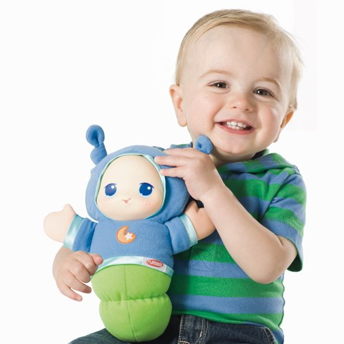 Lullaby Glow Worm (Colors may vary)