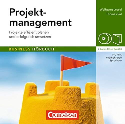 Pocket Business - Hörbuch: Projektmanagement: Projekte effizient planen und erfolgreich umsetzen. Hör-CD