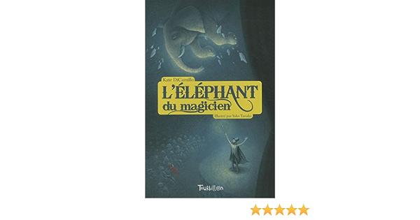 Amazon Fr L Elephant Du Magicien Dicamillo Kate Tanaka Yoko Van Den Dries Sidonie Livres