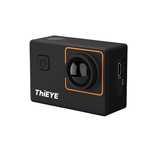 ThiEYE I20 wasserdichte Sport-Unterwasser-40M-Sport-Action-Videokamera Native Ultra HD-Video-Wasserdichter Sport-Camcorder, 170 Weitwinkel- und Montagezubehör-Kits - Manuelle Blutdruck-kit