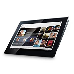 Sony Tablet S 16GB Black, Silver - tablets (IEEE 802.11n, Android, Slate, Android, Black, Silver, Lithium-Ion (Li-Ion))