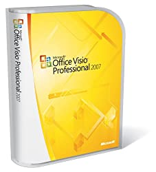 Microsoft Visio 2007 Professional Edition (Pc)