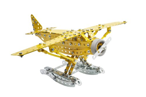 Meccano - 830552 - Jeu de Construction - Hydravion - Collection Tintin