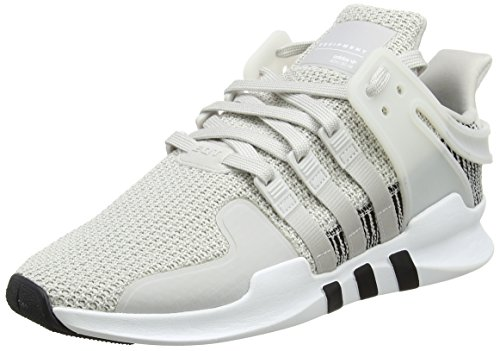 adidas Herren EQT Support ADV Sneaker Weiß Footwear White/Grey One, 43 1/3 EU