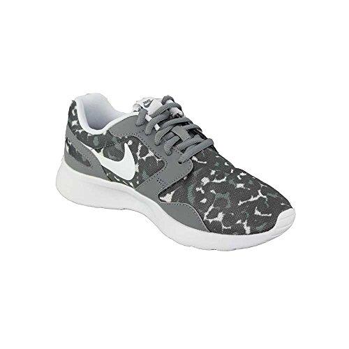 NikeKaishi Run Print - Scarpe da corsa Donna Multicolore (Mehrfarbig (Black/White-Desert Camo-Rattan 012))