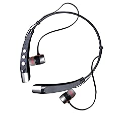 Zebronics Freedom Bluetooth Headset with Mic (Black, In the Ear)