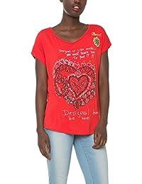 Desigual Anémona - Camiseta Mujer