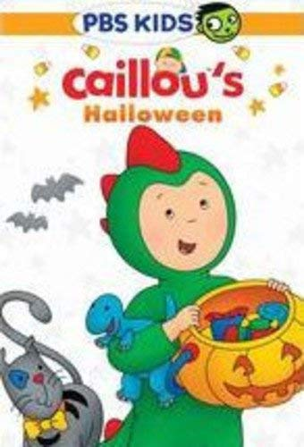 Caillou: Caillou's Halloween by . (Et Caillou Halloween)