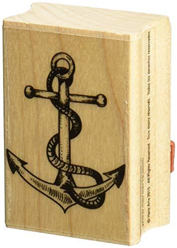 Hero Arts Holz montiert Stempel 1,25x 2-inch-Anchor -