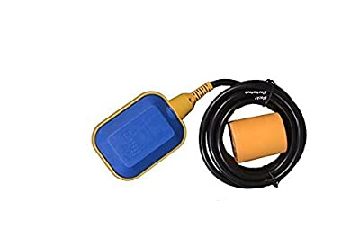 Blackt Electrotech: 230 Volt Float Switch Sensor for Water Level Controller with (5 Meter Cable) : Select NO/NC