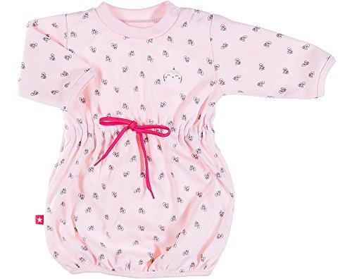 Be Mammy Robe Vêtement Bébé Fille BEEK0021 (Rose Clair, 68) 0c7d8540152