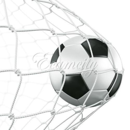 Generic o-1-o-3344-o MBA (ER Ziel Post Netze F. Fußball Fußball Ziel P Full Size 12x 1,83m tBall S Netze F. Samba (Heavy Duty) Port MA Sport Match NV _ 1001003344-nhuk17_ 871 (Heavy-duty-ziel)
