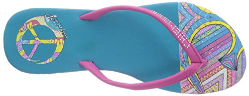 Chiemsee  OXANA, Tongs pour femme Multicolore - Mehrfarbig (I0121 SONNI MULTI)