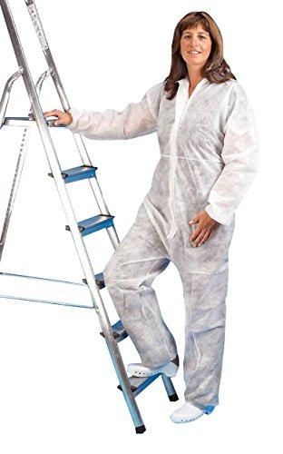 Healthgard N8 32349701 Schutzoverall für Herren, Universalgröße