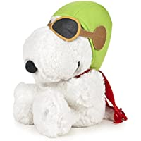 SNOOPY - Peluches Snoopy aviador 26cm - Calidad super soft