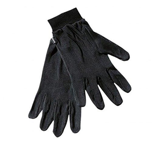 Unterhandschuhe Handschuhe Motorrad in Seide BMW Motorrad Farbe schwarz 7