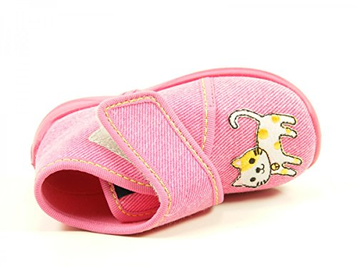 Rohde 2103 Kiddie, Chaussons mixte enfant pink