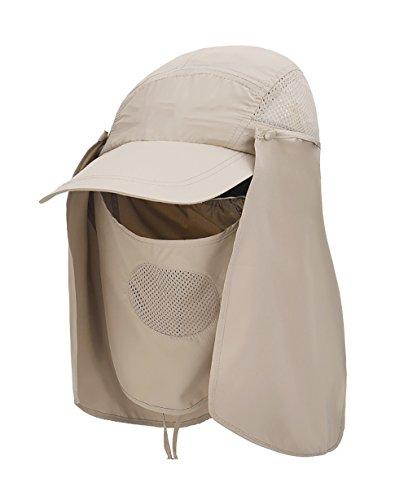 Pescar Control De Plagas Anti Mosquito Anti Abeja Gorra Respirable Proteccion Solar Plegable Sombrero De Pesca ( Color : D )
