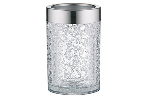 alfi AktivFlaschenkühler CRYSTAL ICE, transparent