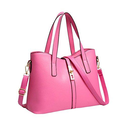 Art Und Weisehandtaschenhandtaschen-Schulterbeutel-Diagonalpaket Handgewebter Einfacher Kleiner Quadratischer Beutel Red1