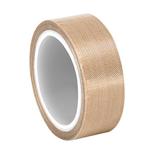 tapecase-0875-5-sg05-10-marron-fibre-de-verre-impregne-de-ptfe-ruban-adhesif-en-tissu-100-a-500-f-pl
