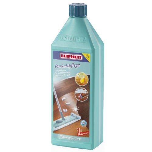 Leifheit 41416 Parkettpflege 1000 ml (Holz Und Boden Laminat Reiniger)
