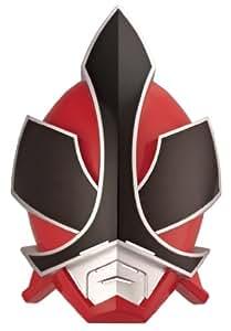 Power Rangers Samurai - Masque Mega Ranger Rouge - Masque 29 cm (Import Royaume Uni)