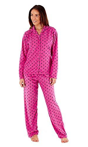 Selena Secrets - Ensemble de pyjama - Femme flamant rose