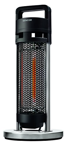 Sencor SHH 760BK 760BK-Calefactor 600-700 W