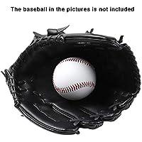 GXQ-AIJINGYU Guantes de béisbol para jóvenes Adultos, Cuero de PU Duradero de Espesor Suave, colectores en el Campo, Gimnasio de Fitness