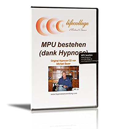 MPU bestehen (dank Hypnose)