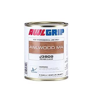 Awlgrip Awlwood Ma Primer, Yellow Qt. J9809/1QTUS by Awlgrip