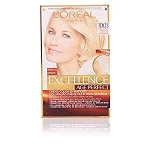 L'Oréal Paris Age Perfect Coloración permanente, Tono: 10.03