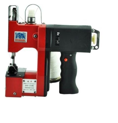 Nur 220 V ! Top Industrielle Nähmaschine für Taschen, tragbar -